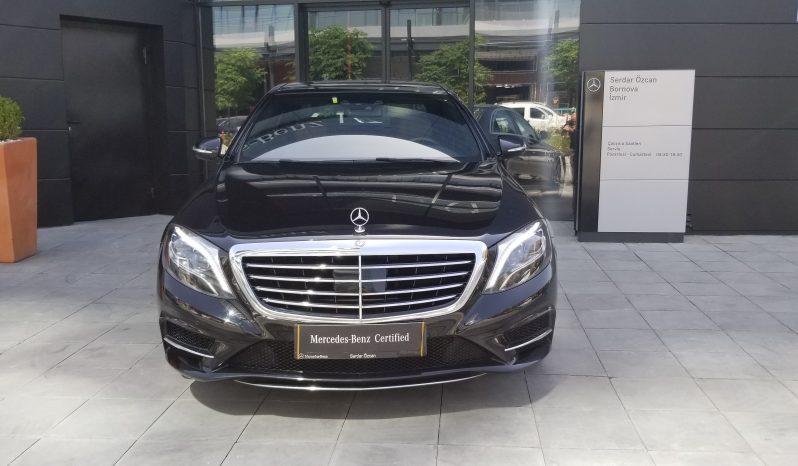 Mercedes-Benz Certified – 2016 –  S 350 d Long  4 Matic dolu