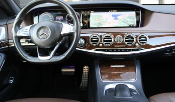 Mercedes-Benz Certified – 2016 –  S 350 d Long  4 Matic dolu